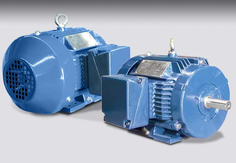 NEMA Premium Efficiency Inverter-Duty Motors – Aurora Motors